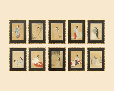Lot 47 - Shodo Yukawa (Japanese, 1868-?)