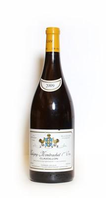 Lot 32 - Pulginy Montrachet, 1er Cru, Clavoillon, Domaine Leflaive, 2009, one magnum