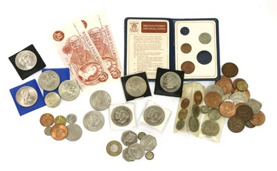 Lot 53 - Coins, Great Britain & World