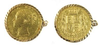 Lot 5 - Coins, Great Britain, Victoria (1837-1901)