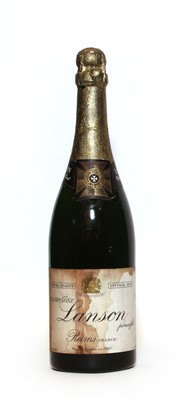 Lot 15 - Lanson, Reims, 1959, one bottle