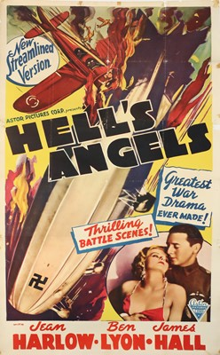 Lot 127 - 'HELL'S ANGELS'
