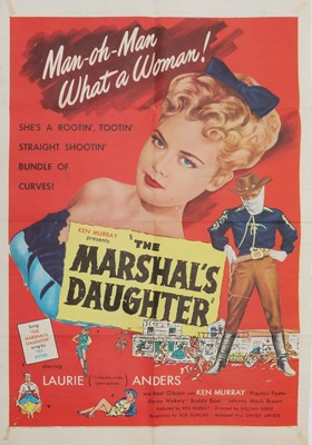 Lot 122 - 'THE MARSHAL'S DAUGHTER'