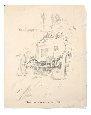Lot 358 - EDWARDIAN MOTORING