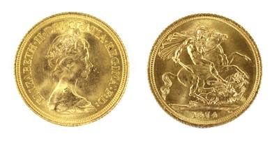 Lot 37 - Coins, Great Britain, Elizabeth II (1952-)