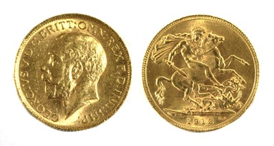Lot 32 - Coins, Great Britain, George V (1910-1936)
