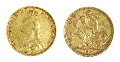 Lot 7 - Coins, Great Britain, Victoria (1837-1901)