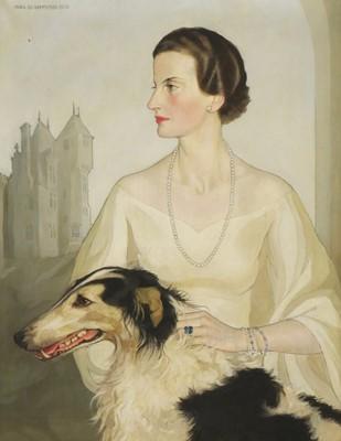 Lot 105a - Maria De Kammerer (Hungarian/American, 1903-1970)