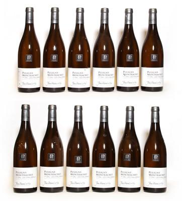 Lot 33 - Puligny-Montrachet, 1er Cru, Les Chalumeaux, 2013, twelve bottles