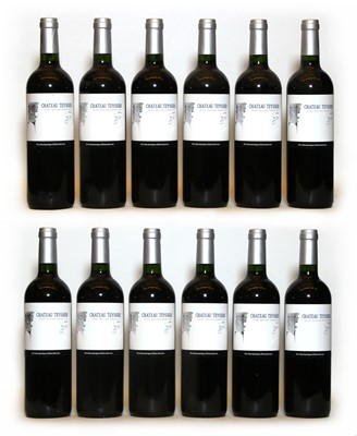 Lot 69 - Chateau Teyssier, Saint Emilion Grand Cru Classe, 2009, twelve bottles