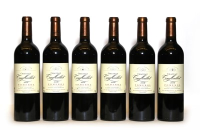 Lot 71 - Chateau Tour Maillet, Pomerol, 2008, six bottles