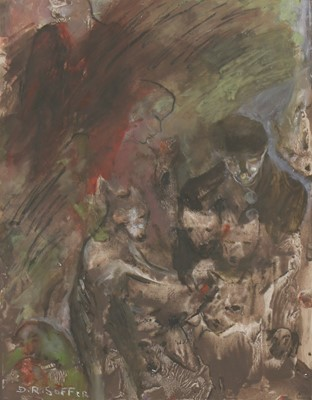 Lot 201 - Domy Reiter-Soffer (Israeli, b.1948)