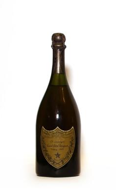 Lot 19 - Dom Perignon, Epernay, 1969, one bottle