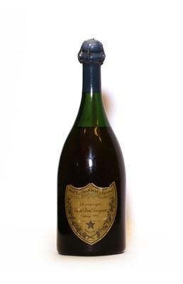 Lot 20 - Dom Perignon, Epernay, 1961, one bottle