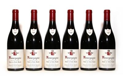 Lot 47 - Bourgogne, Cuvee de Noble Souche, Domaine Denis Mortet, 2014, six bottles (boxed)