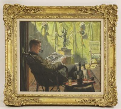 Lot 29 - Charles van Havermaet (fl.1895-1911)