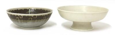 Lot 109A - Two Pilkington's Royal Lancastrian bowls