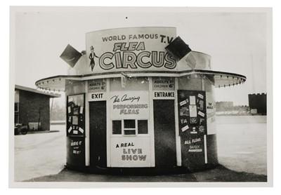 Lot 118 - THE WORLD FAMOUS FLEA CIRCUS