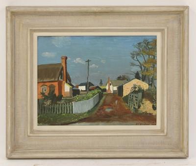 Lot 15 - *John Aldridge RA (1905-1983)