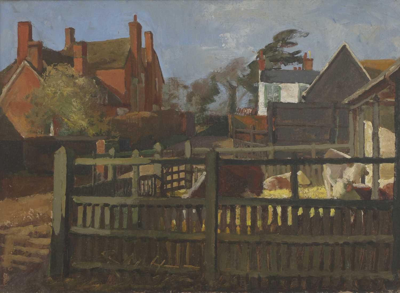 Lot 14 - *John Aldridge RA (1905-1983)