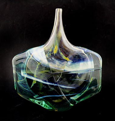 Lot 332 - A Mdina Glass 'Fish' vase