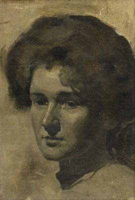 Lot 580 - Solomon Joseph Solomon (1860-1927)