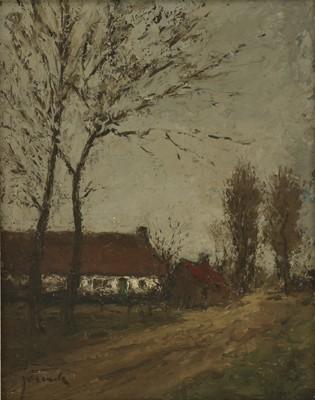 Lot 579 - Belgian School, 20th century