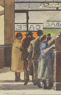 Lot 546 - *Clifford Hall RBA ROI (1904-1973)