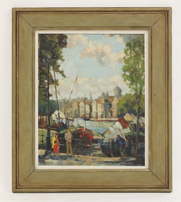 Lot 26 - Attributed to Paul Lecomte (French, 1842-1920)