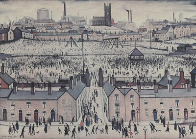 Lot 85 - *Laurence Stephen Lowry RA (1887-1976)