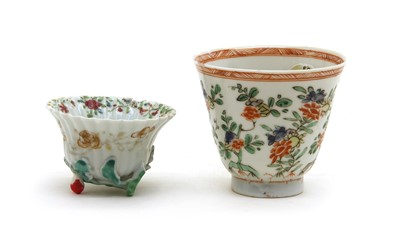 Lot 85 - A Chinese Wucai Cup