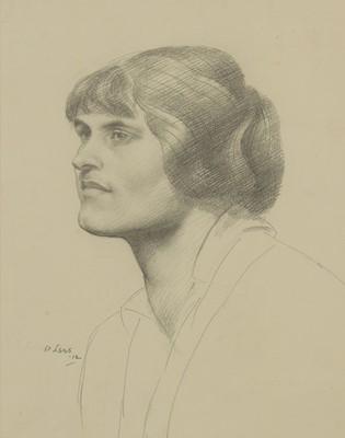 Lot 551 - Derwent Lees (Australian, 1884-1931)