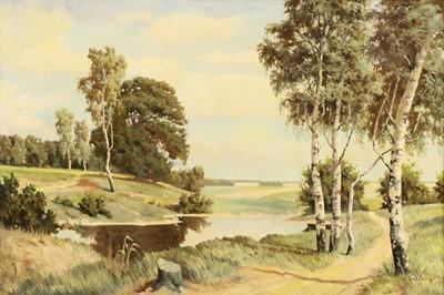 Lot 578 - *Fritz Saliger (Austrian, 1896-1975)