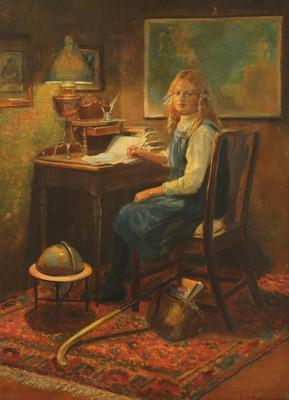 Lot 30 - Annie Dora Symmons (b.1888)