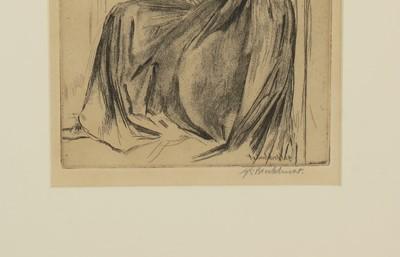 Lot 48 - *Gerald Leslie Brockhurst  RA (1890-1978)