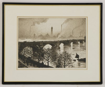 Lot 44 - Christopher Richard Wynne Nevinson ARA (1889-1946)