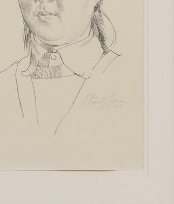 Lot 39 - *Sir Stanley Spencer  CBE RA (1891-1959)