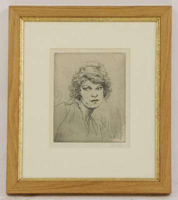 Lot 38 - *Augustus John OM RA (1878-1961)