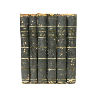 Lot 69 - The Florist. Six Volumes