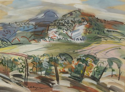Lot 586 - *Keith Stuart Baynes (1887-1977)
