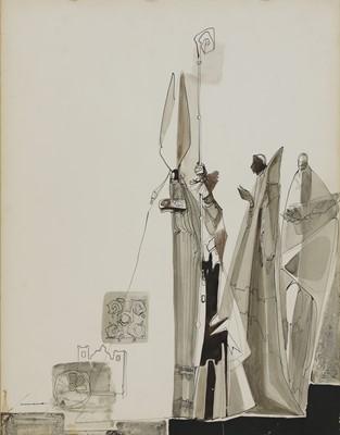 Lot 104 - *Envin Cremona (Maltese-British, 1919-1987)