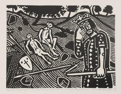 Lot 11 - *Edward Bawden RA (1903-1989)