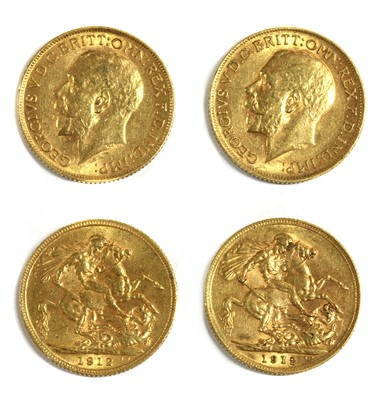 Lot 30 - Coins, Great Britain, George V (1910-1936)