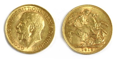 Lot 33 - Coins, Great Britain, George V (1910-1936)