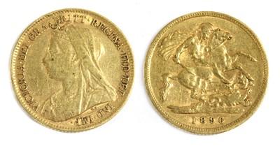 Lot 8 - Coins, Great Britain, Victoria (1837-1901)