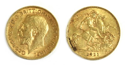 Lot 26 - Coins, Great Britain, George V (1910-1936)