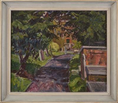 Lot 81 - *Gerik Schjelderup (Norwegian, 1899-1985)