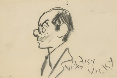 Lot 647 - *Victor Weiss ('Vicky') (1913-1966)