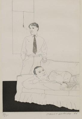 Lot 255 - *David Hockney RA (b.1937)