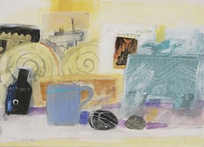 Lot 528 - *Elaine Pamphilon (b.1948)